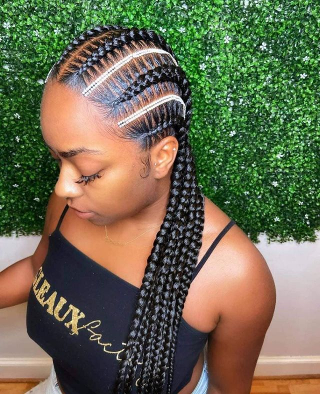 Latest Braid Hairstyles For Black Women to Try in 2020 ...