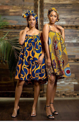 60 Photos: 2021 Ankara Styles – Alluring and Classy African Dresses For Girls
